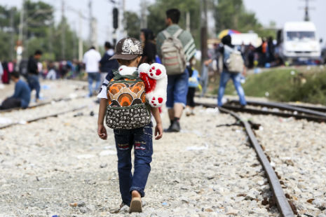 My Father was a Stranger: Biblical Teaching on Migrants