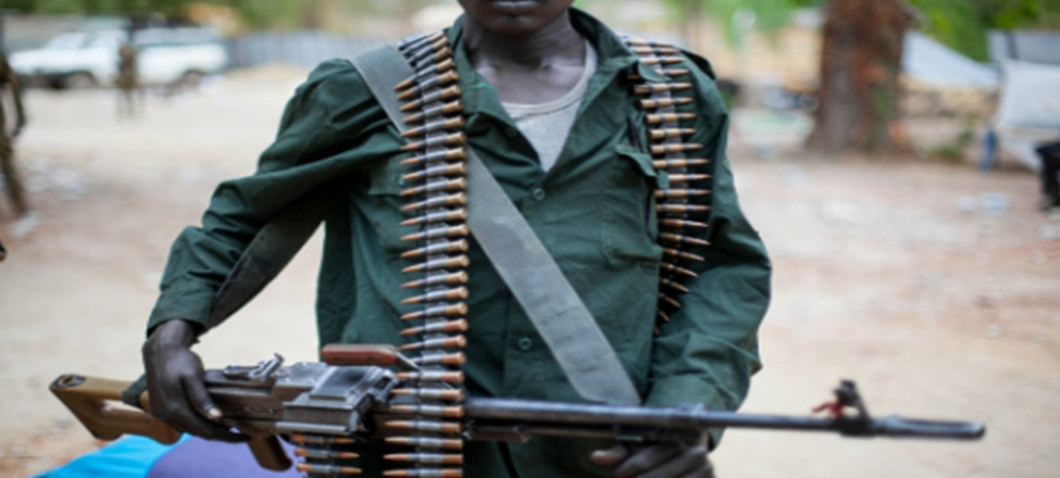 Armed Conflicts in Africa