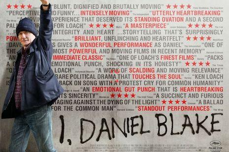 I, Daniel Blake: A film by Ken Loach