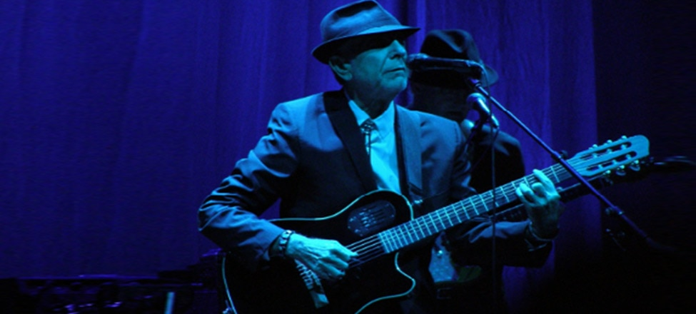 Between Darkness and Light: The itineraries of Leonard Cohen