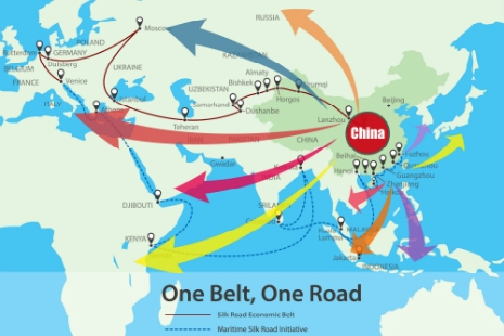 The New Silk Road: The Global Ambitions of the Chinese Economy