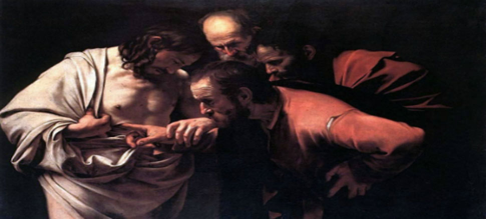 Touching Jesus: Art and Absence