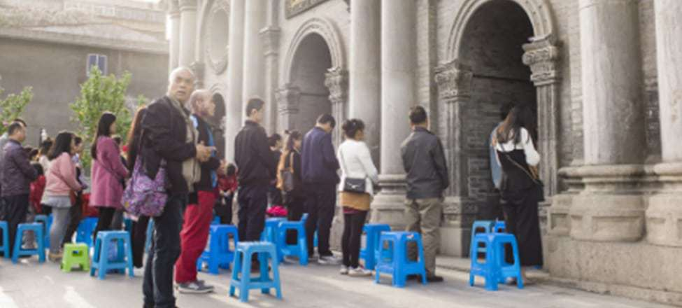 Aggiornamento of the Chinese Catholic Church