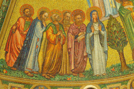 Collaborators of the Apostles and the Reform of the Roman Curia