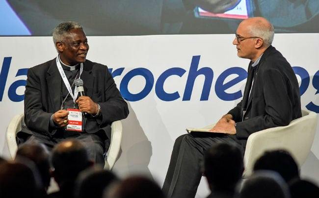 Work and the Dignity of Workers: An interview with Cardinal Peter K. A. Turkson