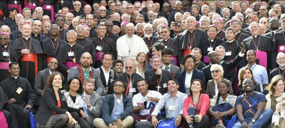 A Church that 'spends time with the future': The Synod of Bishops on young people, faith and vocational discernment