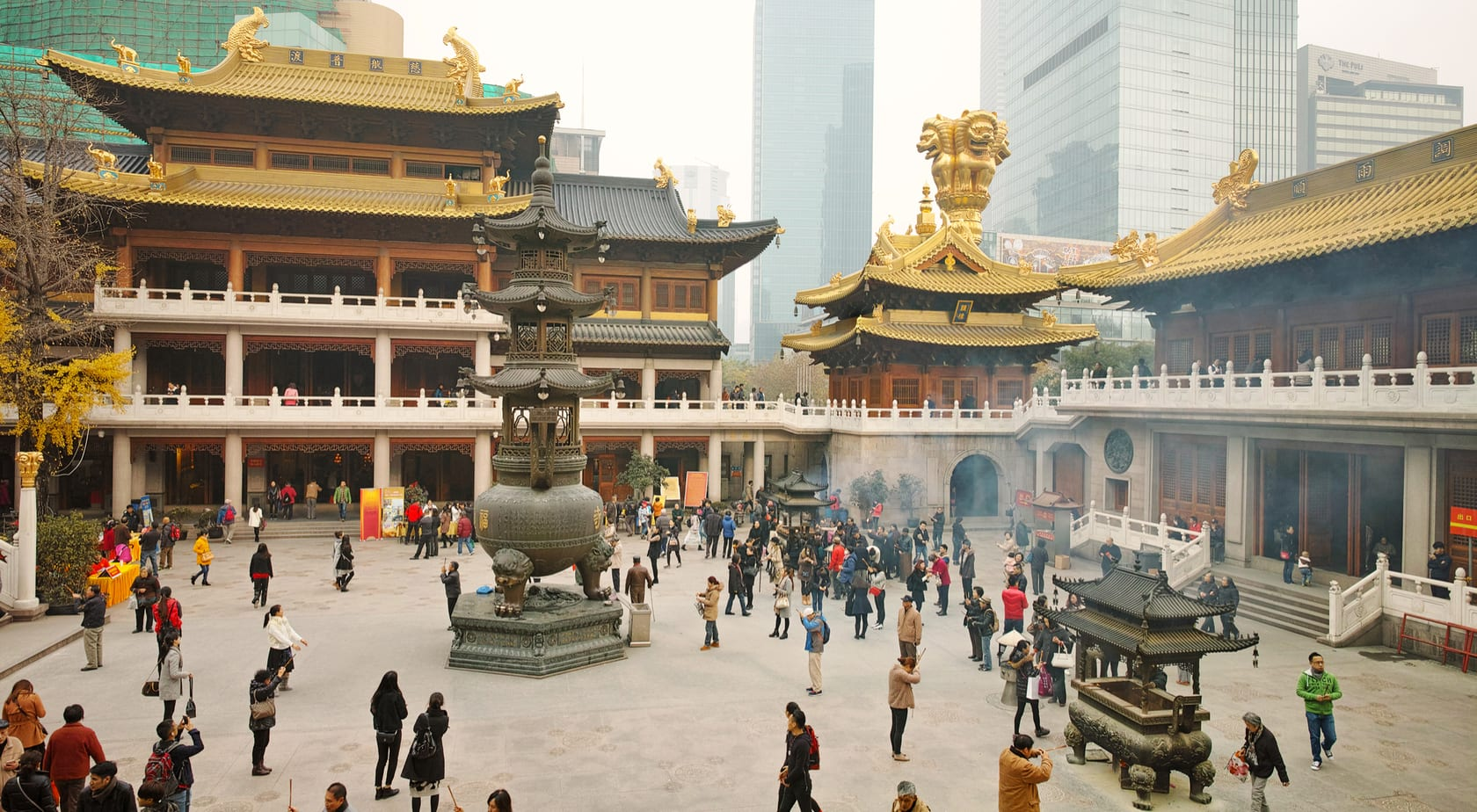 Is Anything 'Sacred' in Shanghai?  Religious and spiritual geography of a Chinese metropolis