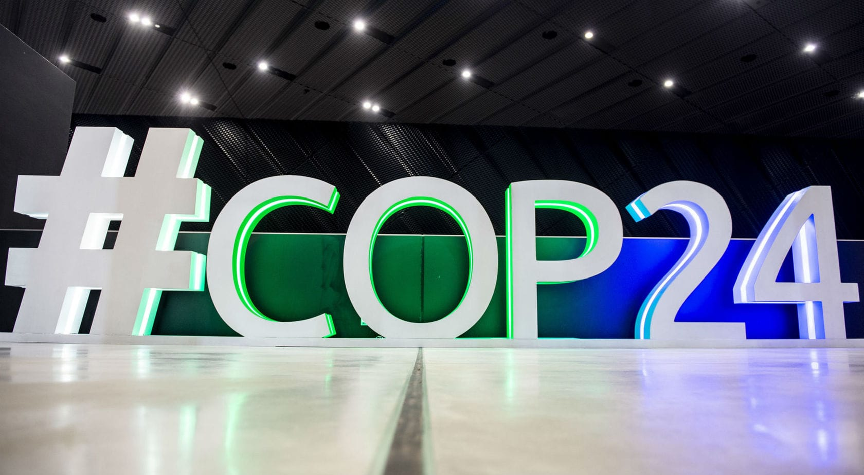 Climate, the Church and COP24 in Katowice