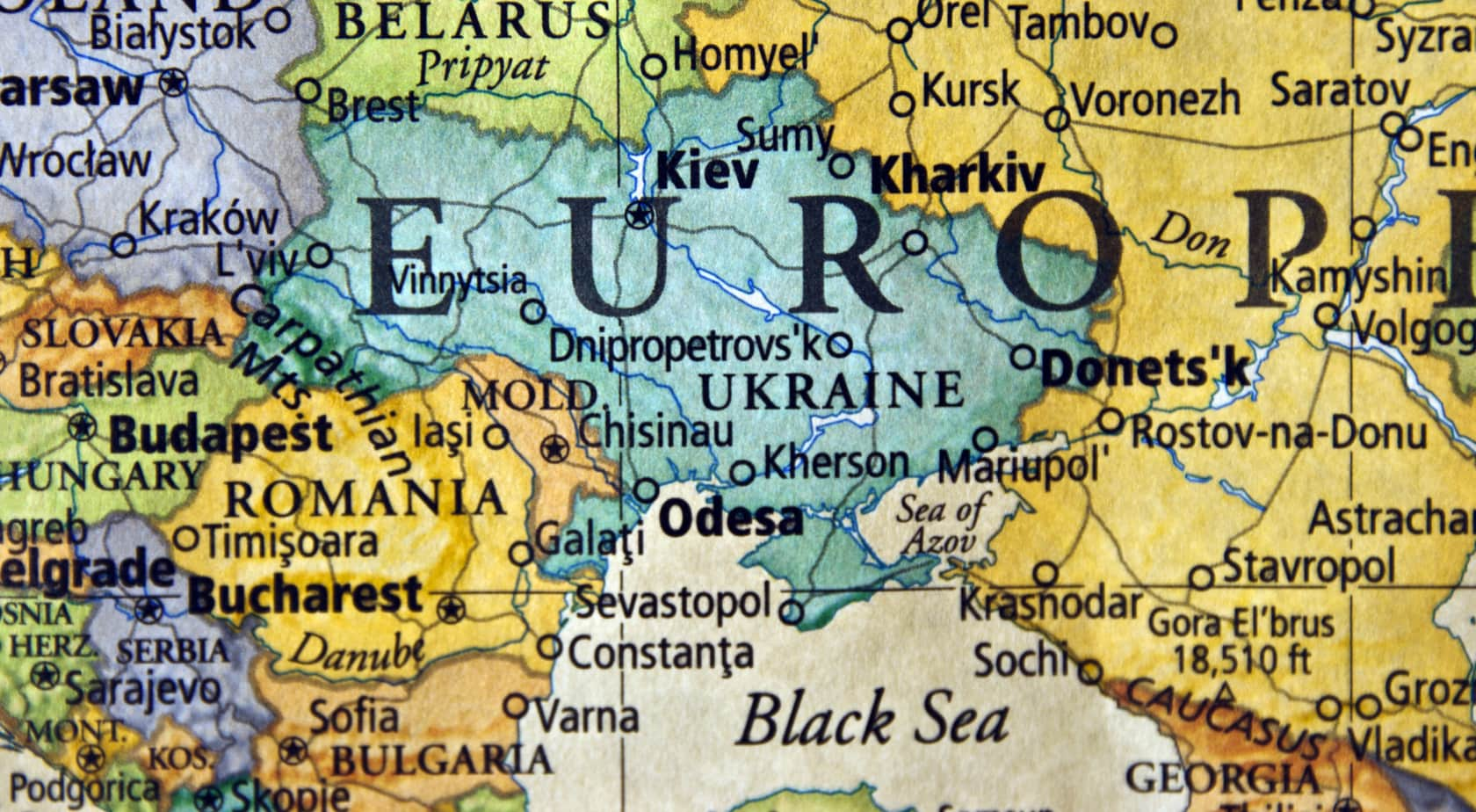 A new crisis between Russia and Ukraine