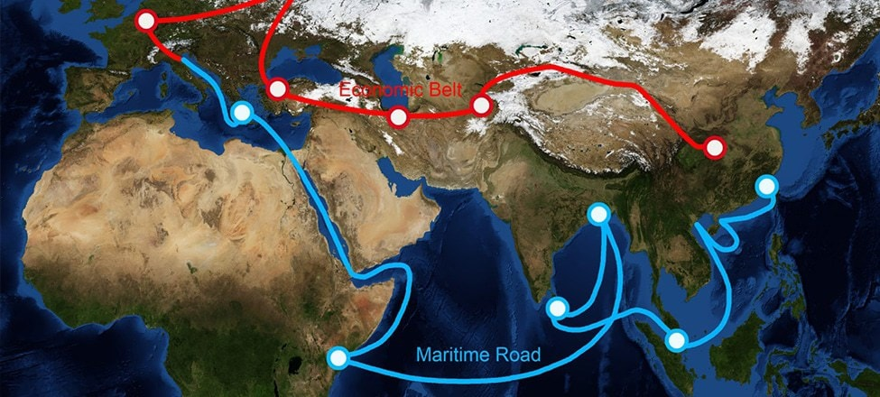 The New Silk Road in Central Asia