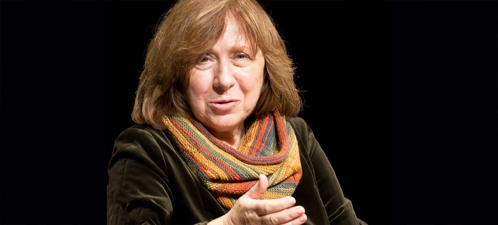 Svetlana Alexievich: In Search of Humanity