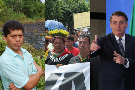 Synod for the Amazonia and Human Rights: Peoples, Communities and States in Dialogue