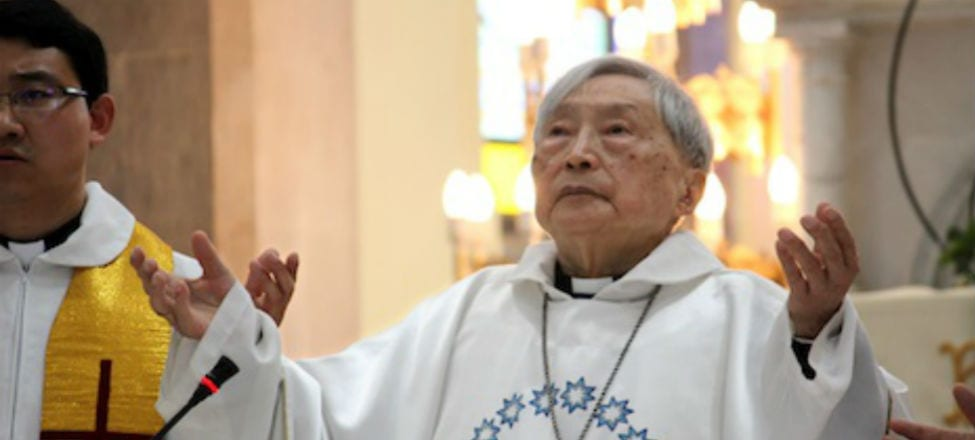 Anticipating China's Future: The Legacy of Jesuit Bishop Jin Luxian
