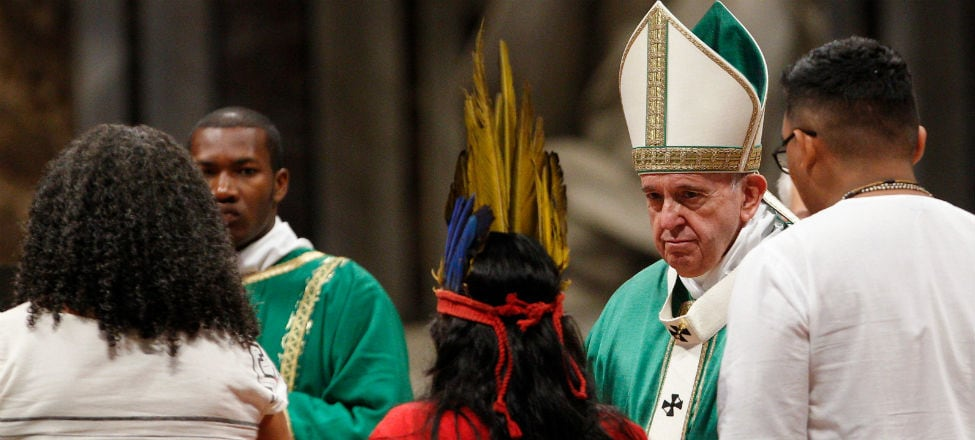From the Amazon River to the Tiber: Notes from a Special Synod