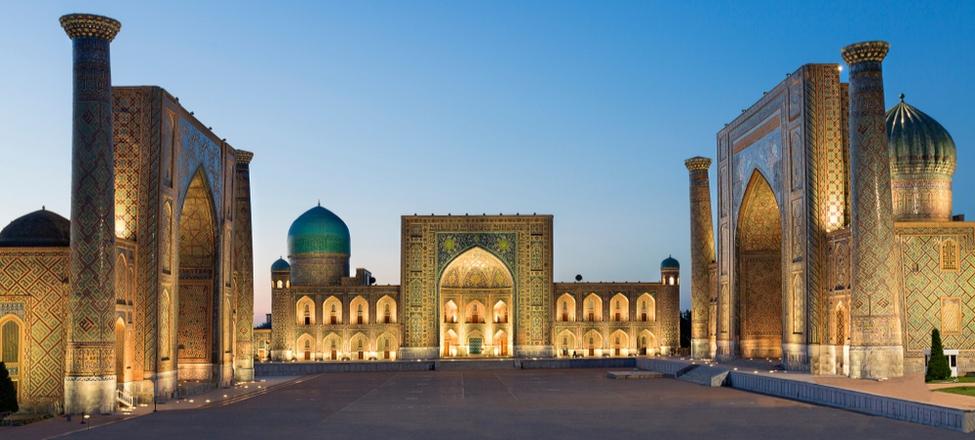 Uzbekistan: A Key Central Asia Nation
