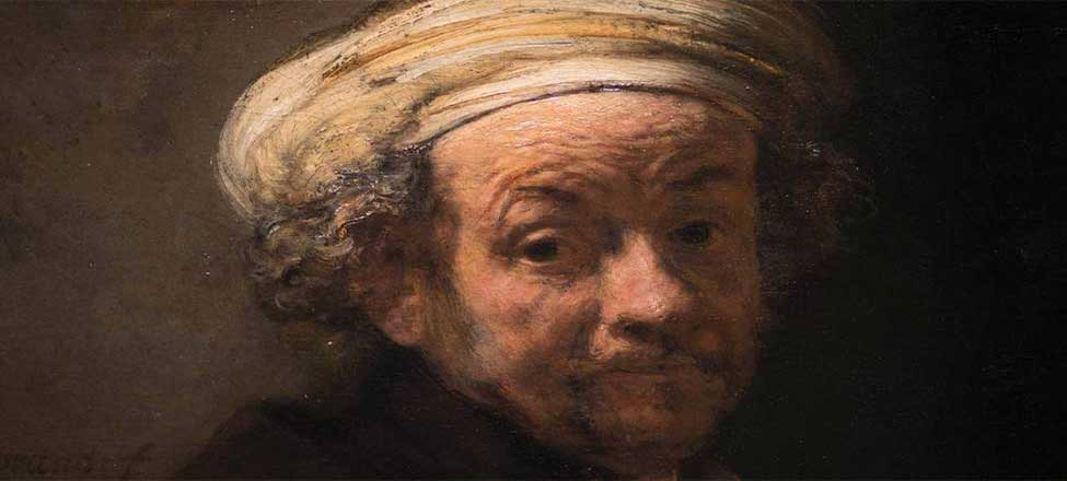 Rembrandt, the Artist in the Mirror of the Word