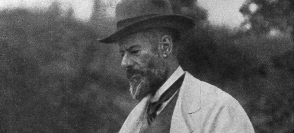 The Centenary of Max Weber's Death