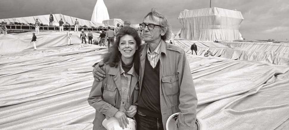 Christo and Jeanne-Claude: Beauty, science and art will always triumph