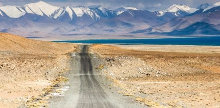 In Search of Identity in Post-Soviet Central Asia