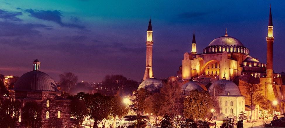 Hagia Sophia: From museum to mosque