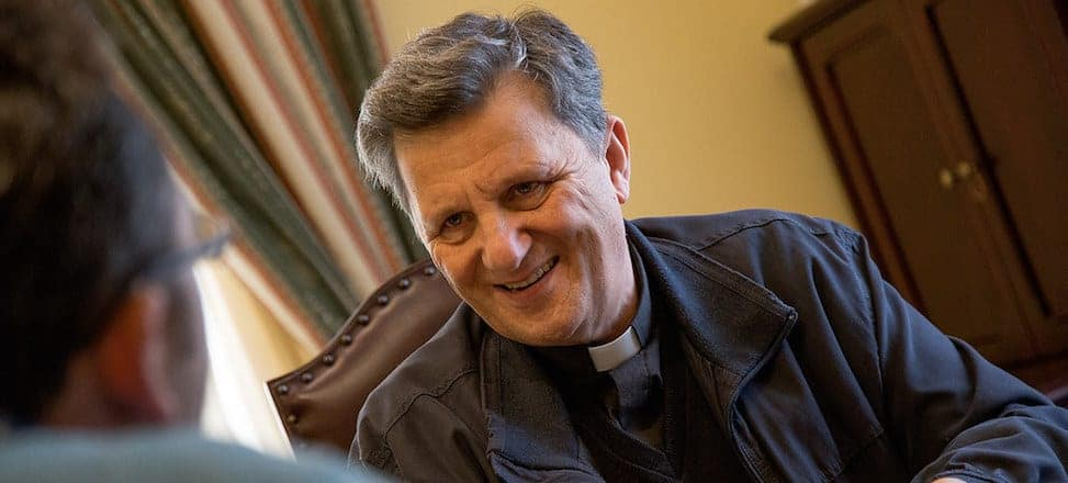 Bishop Mario Grech: An interview with the new secretary of the Synod of Bishops