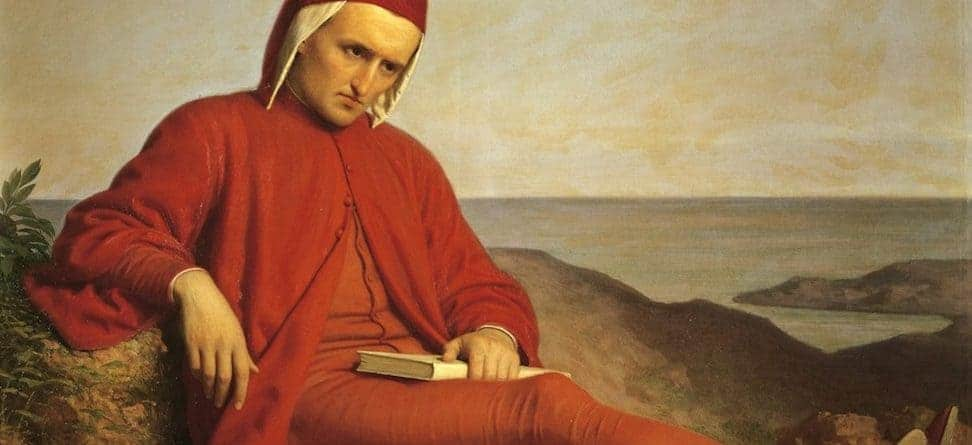 Dante and the Jesuits