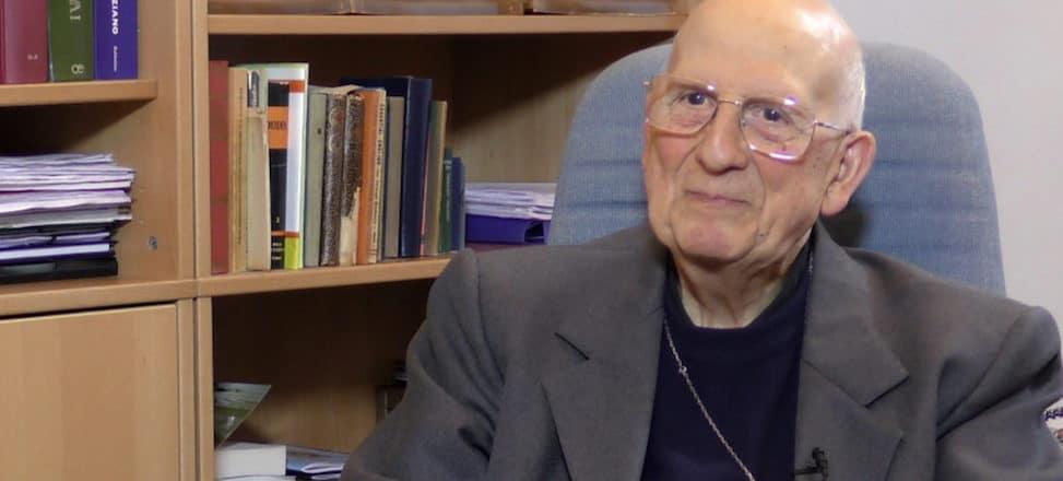 In Memory of Fr. Bartolomeo Sorge