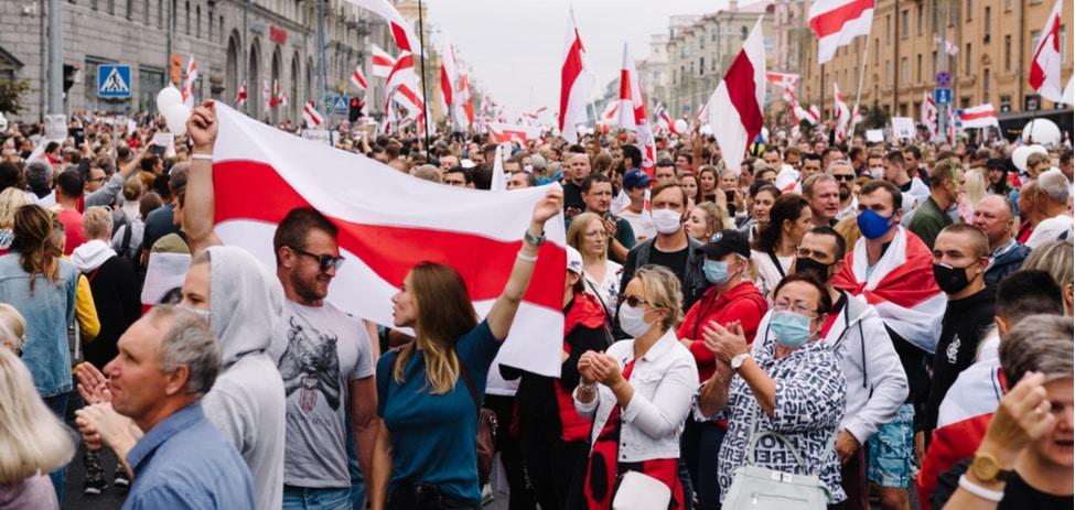The White-Red Revolution of Belarus