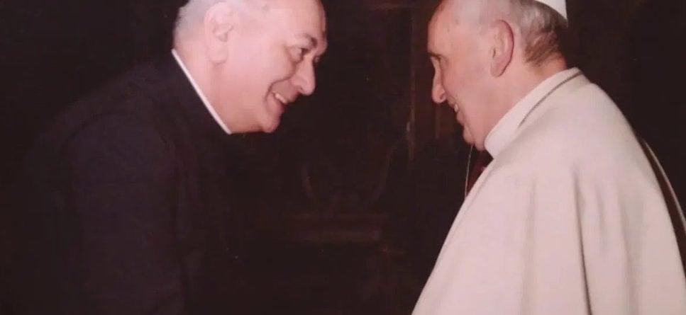 In remembrance of Fr. Giandomenico Mucci, SJ