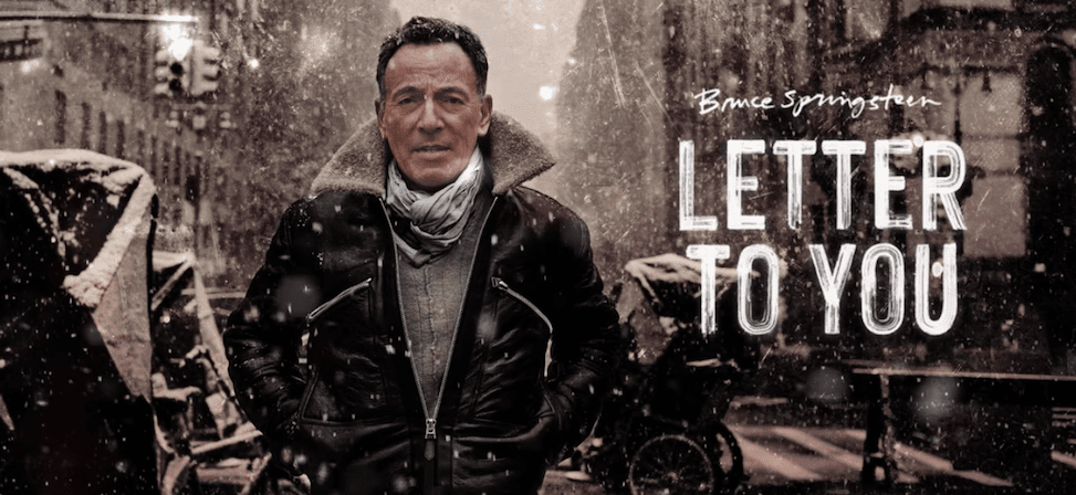 Between Loneliness and Company: Bruce Springsteen's 'Letter to You'