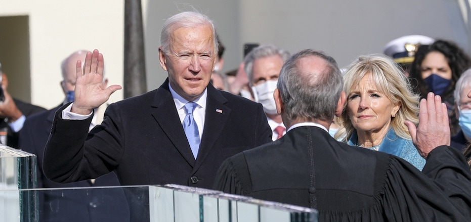 The United States from Trump to Biden: From insurrection to inauguration