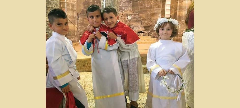 The Christians of Iraq
