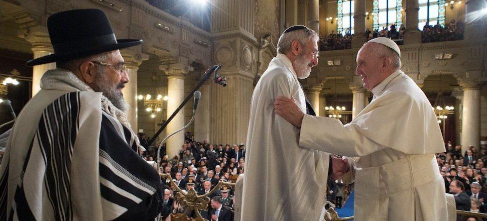 Jacob and Esau Embrace: An Orthodox Rabbinic Declaration on Christianity