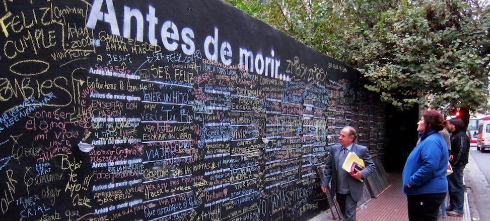'Before I Die'